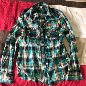 BKE Tops - BKE button up